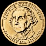 2007 $1 GEORGE WASHINGTON - D