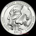 2013 Mount Rushmore w South Dakota - S