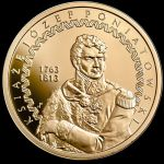 2013 200th Anniversary of the Death of Prince Józef Poniatowski 200 zlotych