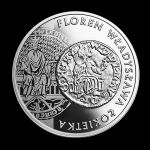 History of Polish coins - florin Ladislaus the Short