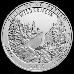 2019 Frank Church River of No Return Wilderness - P