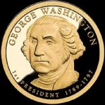 2007 S - GEORGE WASHINGTON - PROOF