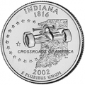 2002 - Indiana - D