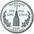 2000 - Maryland - D
