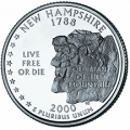 2000 - New Hampshire - D