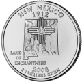 2008 - New Mexico - D