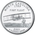 2001 - North Carolina - P