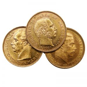 Denmark - (1873-1913) - 10 crowns